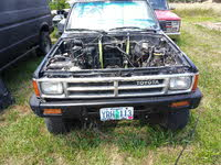 Picture of 1989 Toyota 4Runner 2 Dr SR5, engine, gallery_worthy
