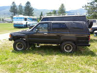 Picture of 1989 Toyota 4Runner 2 Dr SR5, exterior, gallery_worthy