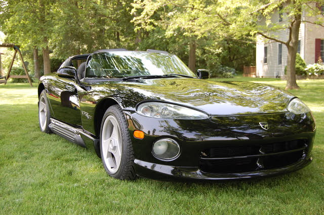 Picture of 1992 Dodge Viper RT/10 Roadster RWD, gallery_worthy
