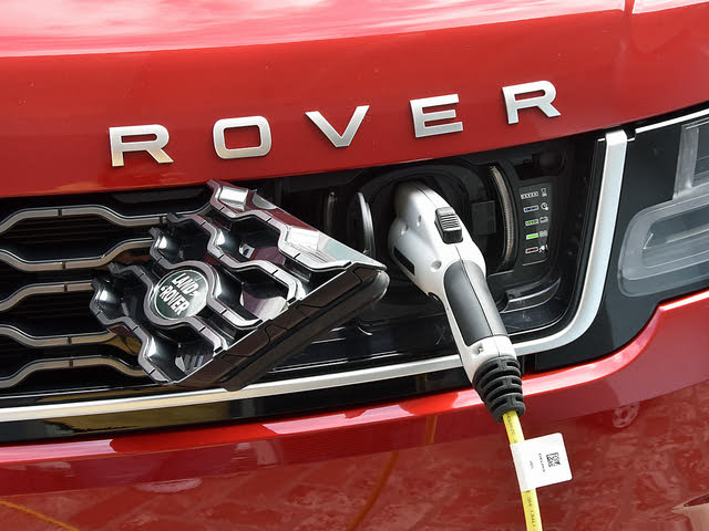 2020 Land Rover Range Rover Sport Hybrid Plug-in HSE 4WD, 2020 Land Rover Range Rover Sport Plug-in Hybrid Charging Port, exterior, gallery_worthy