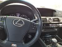 Picture of 2015 Lexus LS 460 F Sport Crafted Line AWD, interior, gallery_worthy