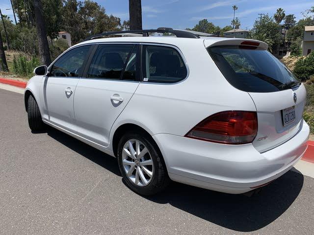 Picture of 2013 Volkswagen Jetta SportWagen S FWD, exterior, gallery_worthy