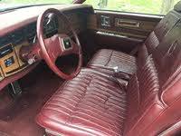 Picture of 1984 Cadillac Eldorado Coupe FWD, interior, gallery_worthy