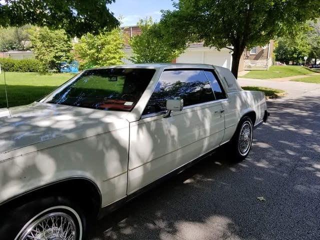 Picture of 1984 Cadillac Eldorado Coupe FWD, exterior, gallery_worthy