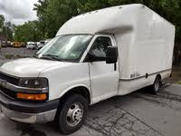 Picture of 2016 Chevrolet Express Cargo 3500 RWD, exterior, gallery_worthy