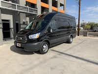 Foto de un 2018 Ford Transit Passenger 350 HD XLT Extended High Roof LWB DRW RWD with Sliding Passenger-Side Door, exterior, gallery_worthy