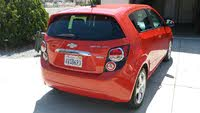 Picture of 2012 Chevrolet Sonic LTZ 2LZ Hatchback FWD, exterior, gallery_worthy