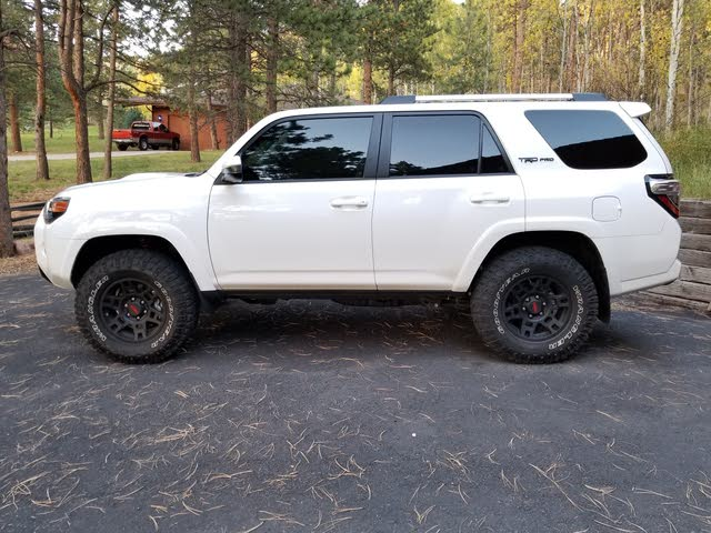 Picture of 2017 Toyota 4Runner TRD Pro 4WD, exterior, gallery_worthy