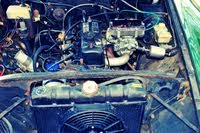 Picture of 1976 MG MGB Roadster, engine, gallery_worthy