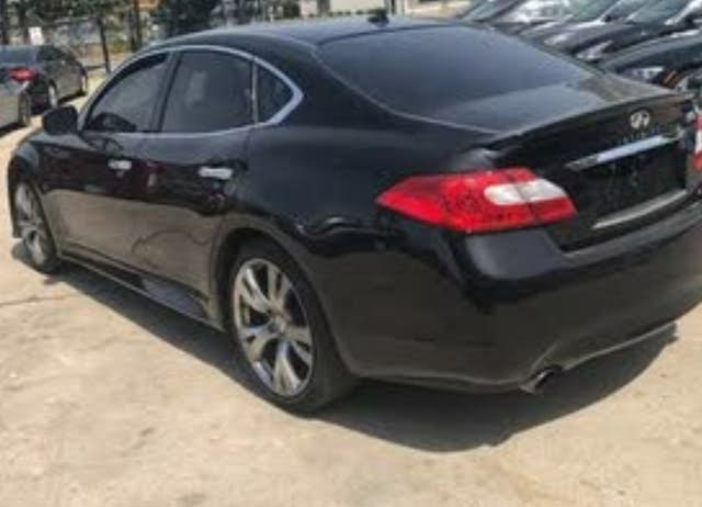 Picture of 2012 INFINITI M56 RWD
