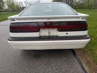 Picture of 1987 Dodge Daytona 2 Dr Pacifica Turbo Hatchback, exterior, gallery_worthy