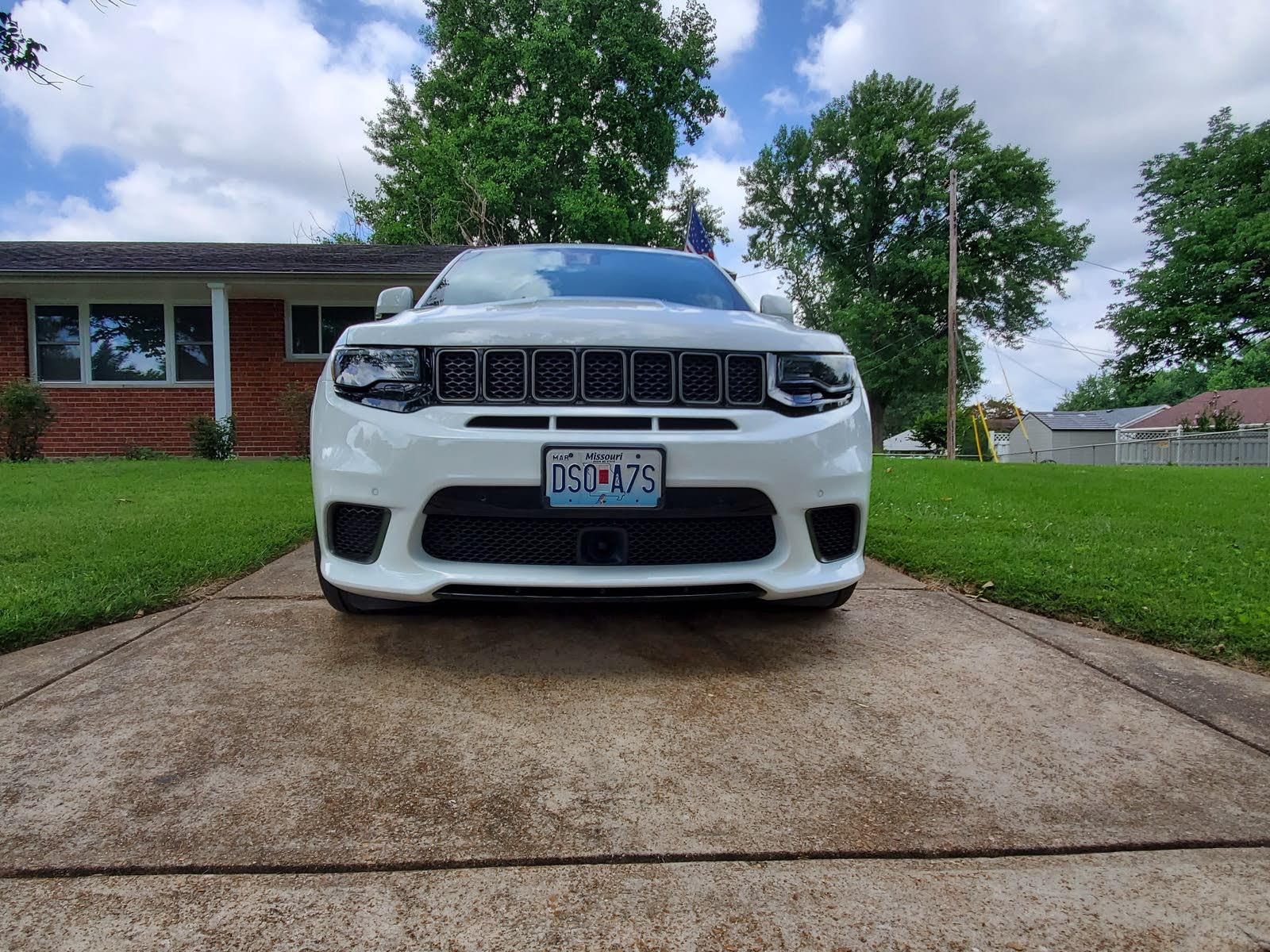 2018 Jeep Grand Cherokee Trackhawk 4wd For Sale In Las Vegas Nv Cargurus