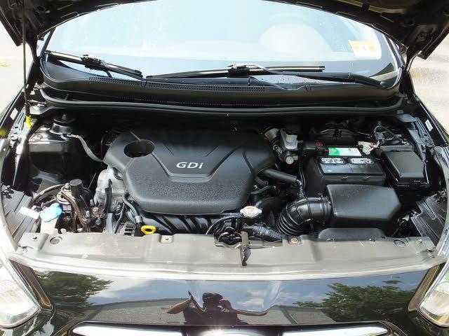 Picture of 2013 Hyundai Accent GS 4-Door Hatchback FWD, engine, gallery_worthy