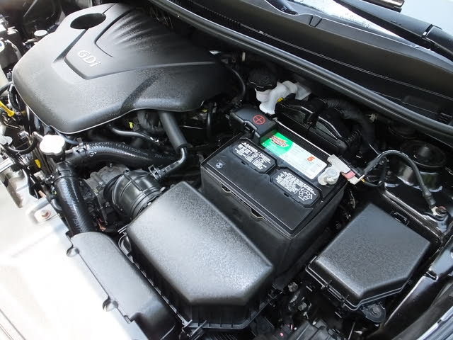 Picture of 2013 Hyundai Accent GS 4-Door Hatchback FWD, engine, gallery_worthy