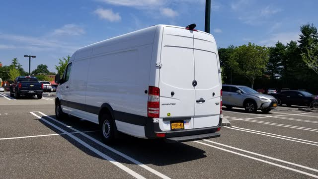 Picture of 2017 Mercedes-Benz Sprinter Cargo 2500 170 V6 High Roof Extended RWD