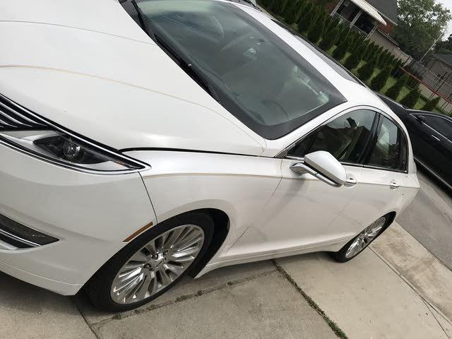 Image de 2013 Lincoln MKZ AWD