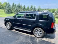 Picture of 2013 Honda Pilot Touring 4WD, exterior, gallery_worthy