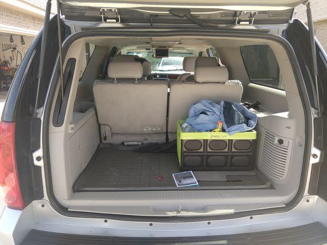 Picture of 2011 GMC Yukon XL 2500 SLT 4WD, interior, gallery_worthy