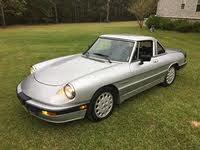 Picture of 1989 Alfa Romeo Spider Quadrifoglio RWD, exterior, gallery_worthy