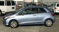 Picture of 2014 Toyota Yaris L 2dr Hatchback, exterior, gallery_worthy