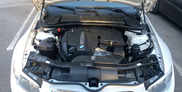 Picture of 2012 BMW 3 Series 335i Coupe RWD, engine, gallery_worthy