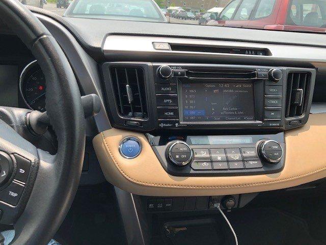 2017 Toyota Rav4 Hybrid Interior Pictures Cargurus