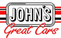 John's Great Cars Inc. logo