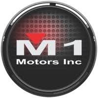 M1 Motors, Inc. logo