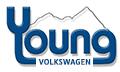 Young Volkswagen logo
