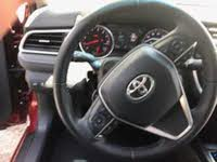Picture of 2018 Toyota Camry XSE, interior, gallery_worthy
