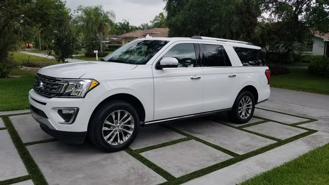 Picture of 2018 Ford Expedition MAX Limited, exterior, gallery_worthy