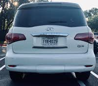 Picture of 2012 INFINITI QX56 RWD with Split Bench Seat Package, exterior, gallery_worthy