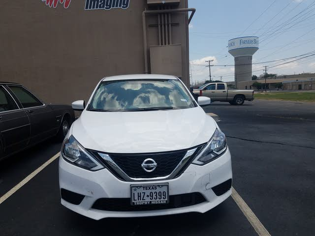Picture of 2019 Nissan Sentra S FWD