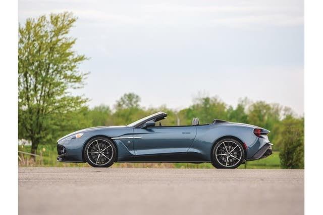 Picture of 2018 Aston Martin Vanquish S Volante Convertible RWD