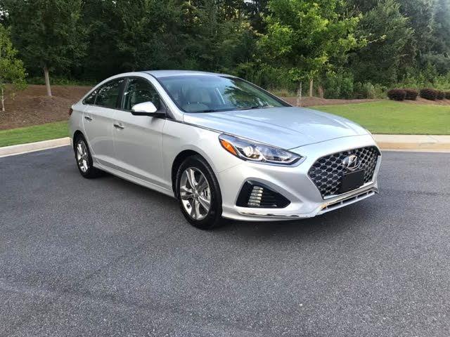 Picture of 2019 Hyundai Sonata SEL FWD