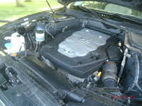 Picture of 2008 INFINITI FX35 AWD, engine, gallery_worthy