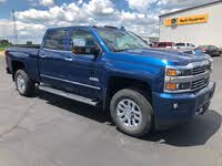 Picture of 2017 Chevrolet Silverado 3500HD High Country Crew Cab 4WD, exterior, gallery_worthy