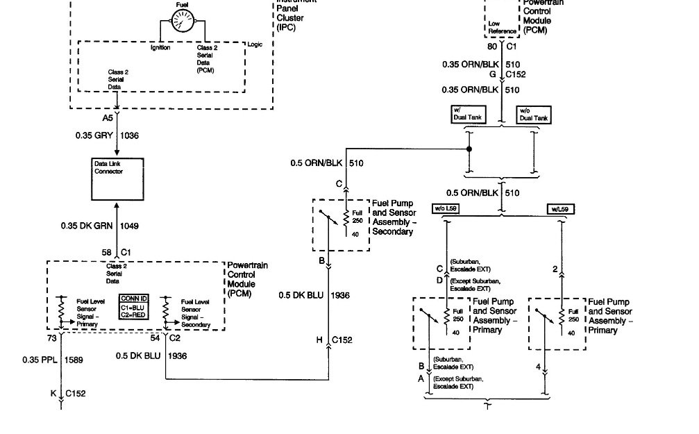 2003 avalanche fuel gauge wiring diagram chevrolet avalanche questions bad ground cargurus  chevrolet avalanche questions bad