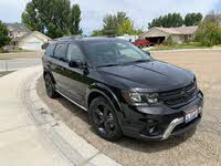 Picture of 2018 Dodge Journey Crossroad AWD, exterior, gallery_worthy