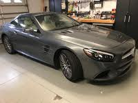 2018 Mercedes-Benz SL-Class Picture Gallery