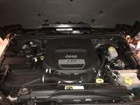 Picture of 2013 Jeep Wrangler Rubicon, engine, gallery_worthy