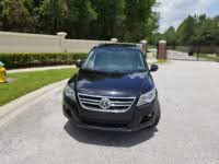 Picture of 2011 Volkswagen Tiguan SE with Sunroof and Navigation, exterior, gallery_worthy