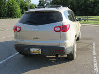Picture of 2011 Chevrolet Traverse LTZ FWD, exterior, gallery_worthy