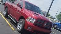 Picture of 2011 Ram 1500 Laramie Quad Cab 4WD, exterior, gallery_worthy