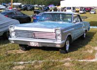 1965 Mercury Comet Overview