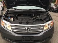 Picture of 2012 Honda Odyssey EX-L FWD with DVD, engine, gallery_worthy