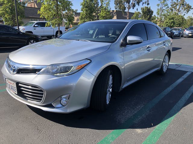 Picture of 2015 Toyota Avalon Hybrid Limited FWD, exterior, gallery_worthy