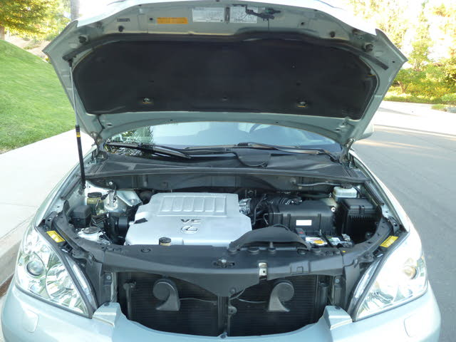 Picture of 2008 Lexus RX 350 FWD, engine, gallery_worthy