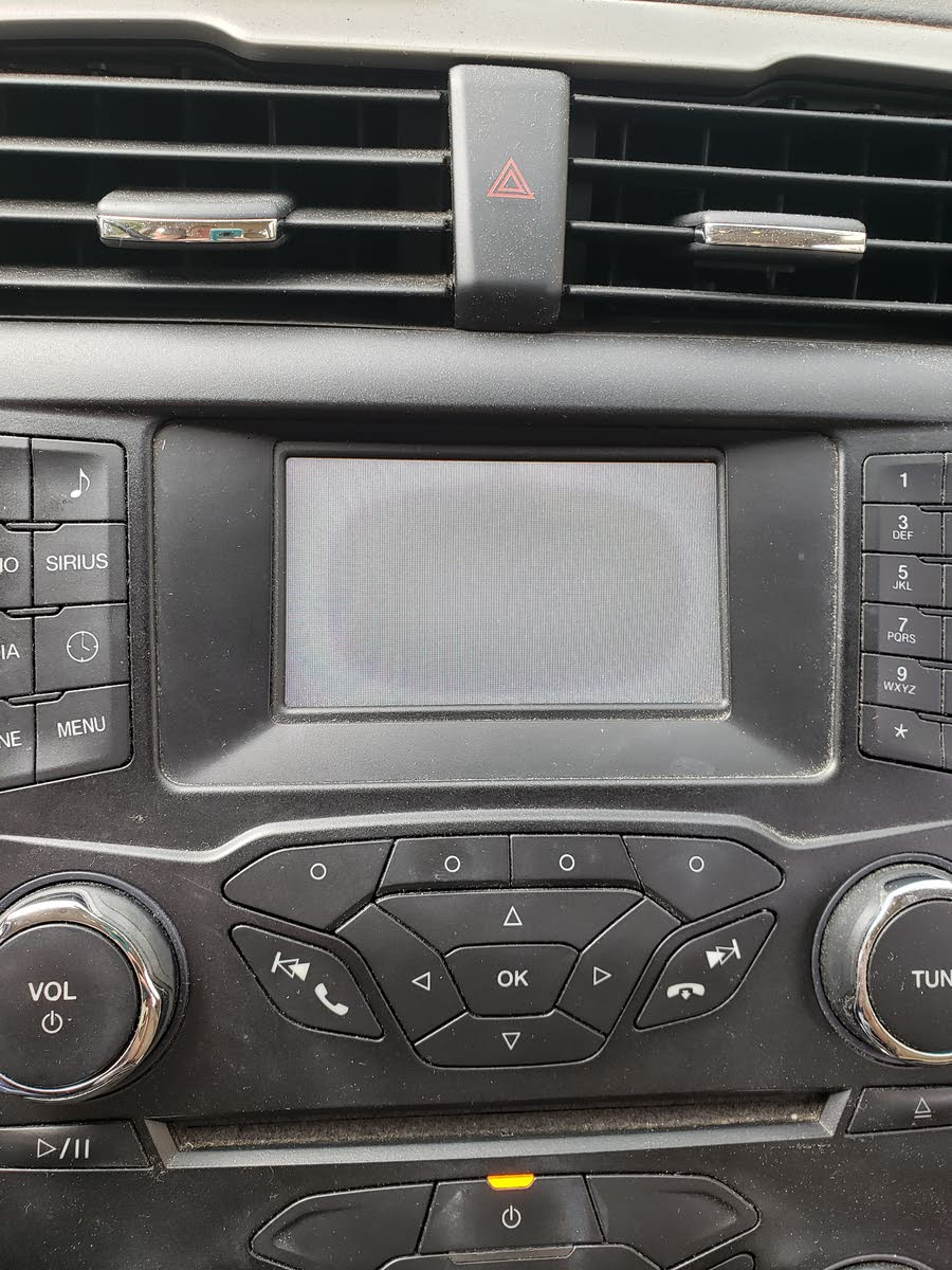 Ford Fusion Questions 2014 Fusion Display Screen Cargurus