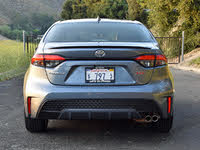 2020 Toyota Corolla XSE FWD, 2020 Toyota Corolla XSE in Celestite, exterior, gallery_worthy